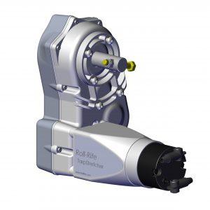 Roll Rite TarpStretcher Gear Motor 24V, RR10210