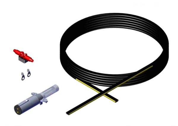 Roll Rite Tractor Wiring Electric Kit with 25' Wire 104190