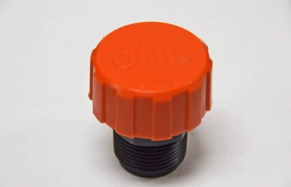 Roll Rite Tank Pump Breather Cap with Splash Guard Screw In 39492