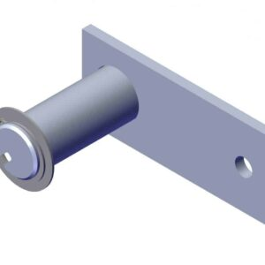 Roll Rite 2 Spring Knuckle Pin for Up. Sct of Db-Knuckle Pivot (each) 47910