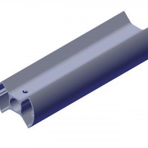 Roll Rite 4in Side-to-Side Axle Motor Adapter - per ft. 37930