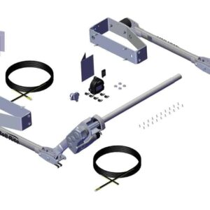 Roll Rite 550GTX, Dual Arm, External Pivot, RF Wireless Controller- 12V 38206_3