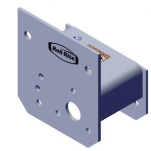 Roll Rite Aluminum Pivot Box 5 6UB, Passenger Side 46020