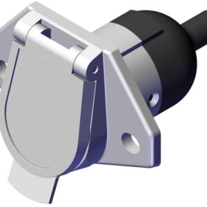 Roll Rite Half Socket of Heavy Duty Single Conductor Plug Set 12610_1
