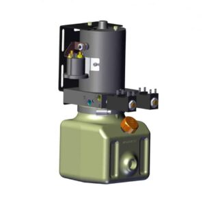 Roll Rite Hydraulic Power Unit 24V 2 Valve 39617