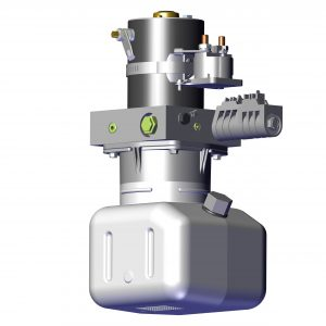Roll Rite Hydraulic Power Unit 24V Single Valve 39613