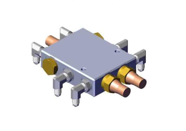 Roll Rite Hydraulic Synchronizing Manifold 39090