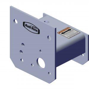 Roll Rite Pivot Box Bracket for 8-Spring Under-Body Pivots (Pass) 47530