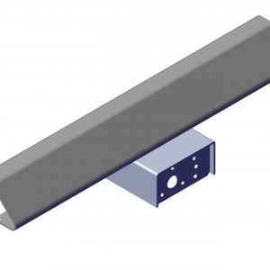Roll Rite Pivot, Outer Extrusion with 12-Spring (Driver) 47778