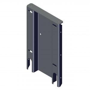 Roll Rite Pump Mount Plate Assembly Steel Bracket 10777