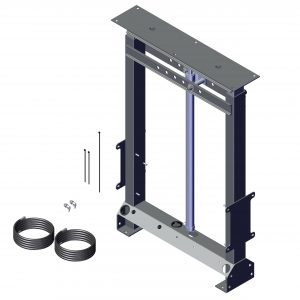 Roll Rite Single Stage Steel Tower with Hydraulic Cylinder for Integrated Housing 39006