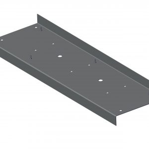 Roll Rite Steel Wing Mounting Bracket for High Capacity Tarp Spool Housing 39033