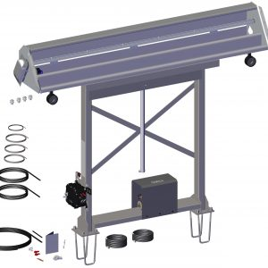 Roll Rite Tower - SD-Assem. Single Stage 54in Wide with Hydraulic Cylinder - High Cap Housing 39330