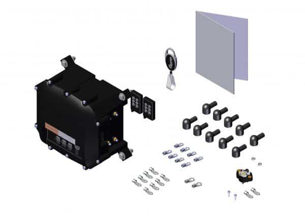 Roll Rite Wireless Black Control Box for 3 Motors 19880