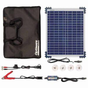 Tecmate OptiMATE SOLAR DUO 20W Travel Kit TM522-D2TK