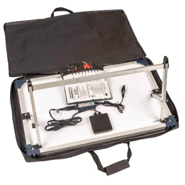 Tecmate OptiMATE SOLAR DUO 40W Travel Kit