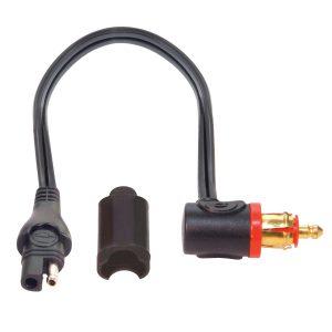 Tecmate OptiMATE 12V SAE to DIN Connector 90° plug O-19