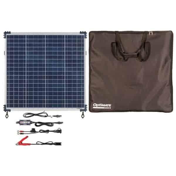 Tecmate OptiMATE SOLAR 60W Travel Kit TM523-6TK