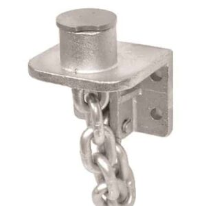 Ancra Bolt-On Plated Floor Chain Tie-Down 49583-10