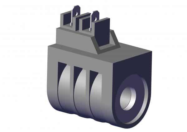 Roll Rite 24 VDC Coil for MTE 24V Pump (39613) 103409