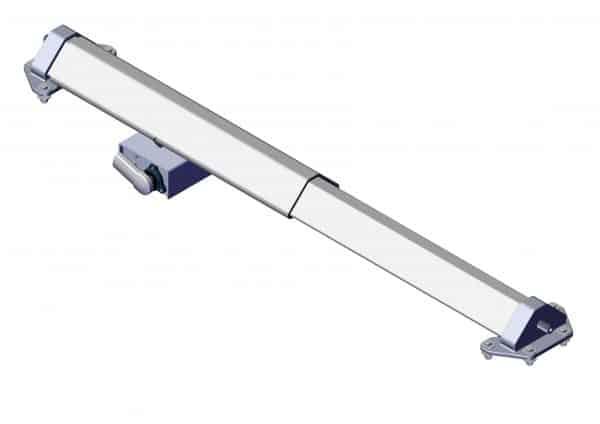 Roll Rite 3 ft. Low Profile Sliding Pivot 12 Spring Pass 47725p