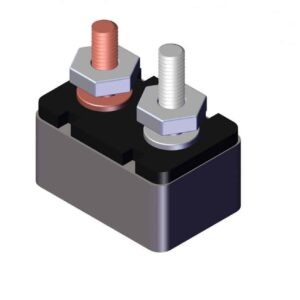 Roll Rite 50 Amp Manual Reset Circuit Breaker for Rite Touch 101259