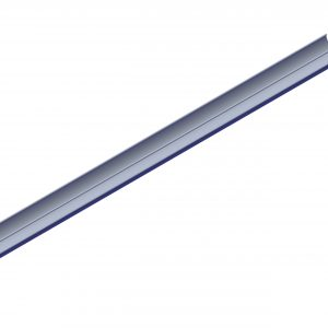 Roll Rite 61227 Extrusion 4in Ridge Pole cut to 72in 102553