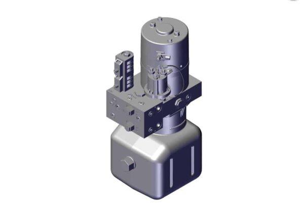 Roll Rite ALC Electric Pump (Single Valve Pump Only) 79612