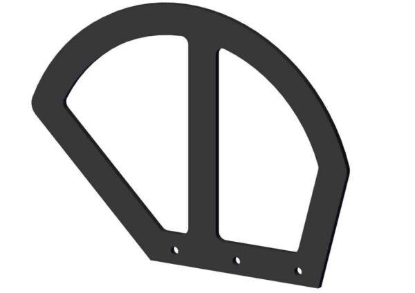 Roll Rite Arch Bracket 3 8in (ALC-014) 78538