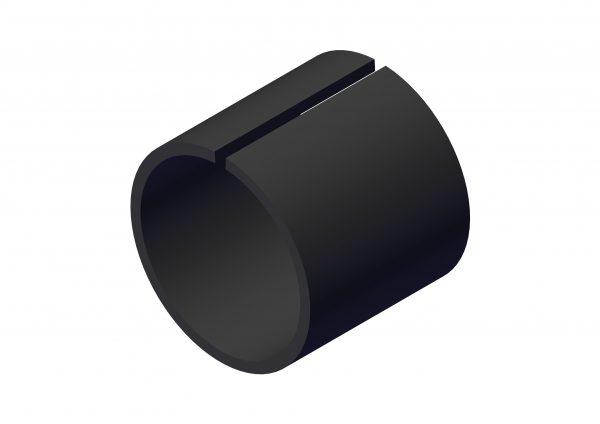 Roll Rite Belt Style Wear Bumper for Side Dump Axle (per foot) 103102