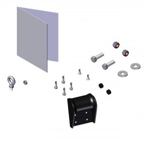 Roll Rite Fasteners and Hardware for Rope Return 101881