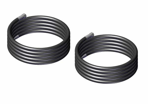 Roll Rite Hose Kit Dual Hose for Single Sliding Pivot 101803