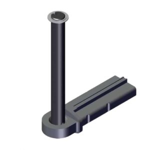 Roll Rite Pivot Pin for 12-Spring Ext Duty Roller Bearing - Pass 103913