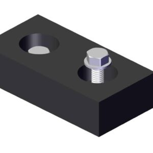 Roll Rite Rubber Mounting Assembly (RUB2) 79471