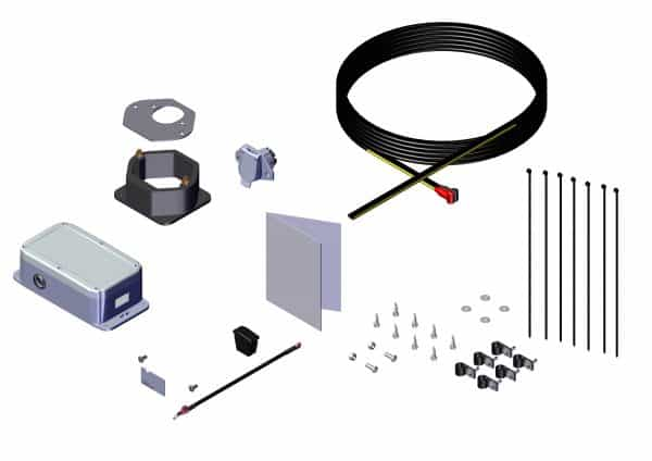 Roll Rite STS Electric Kit with Rocker 104144
