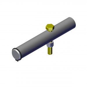 Roll Rite Stub Shaft Hardware Kit for Side Dump System 102365