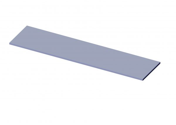 Roll Rite Tarp Stop Backing Plate 4x16in 104285