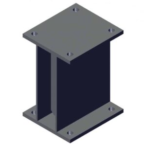 Roll Rite Tower Extension 12in Bracket - Each 102533
