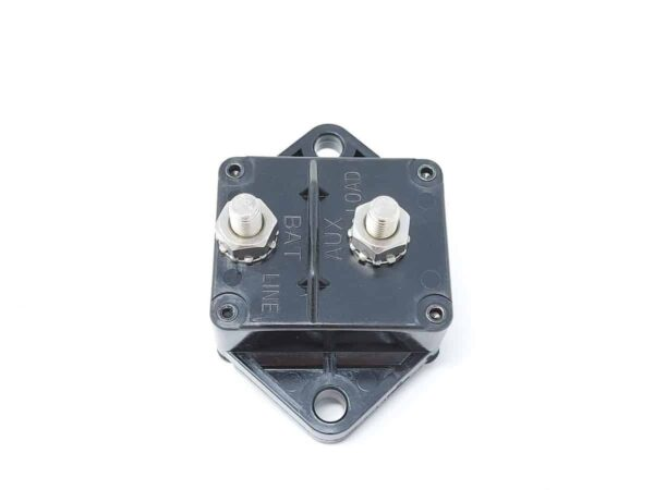 Trison 50A High-Amp Outdoor Manual Reset Breaker